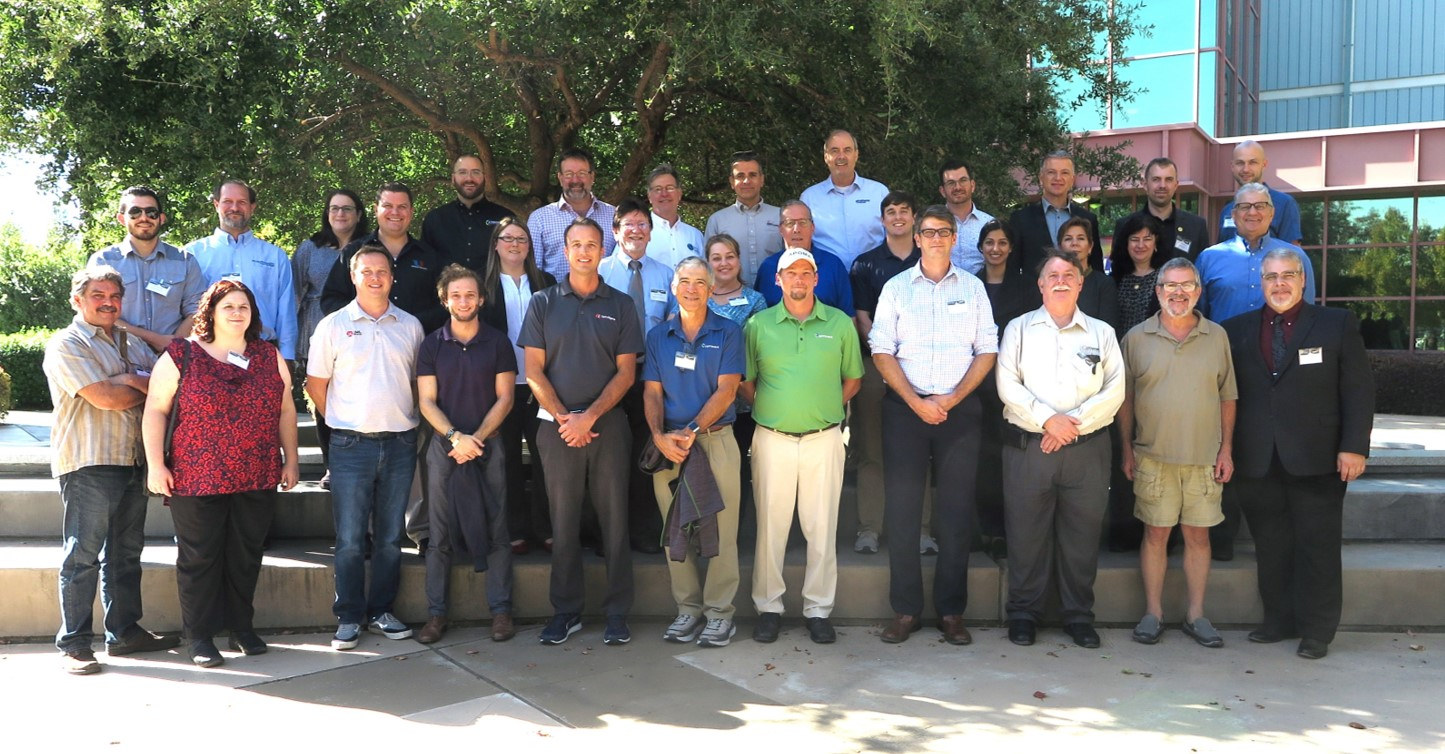 APOMA Tech Workshop 2018 Attendees 2