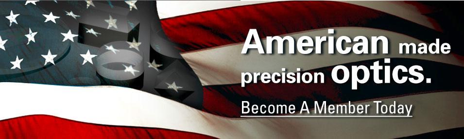 American made precision optics